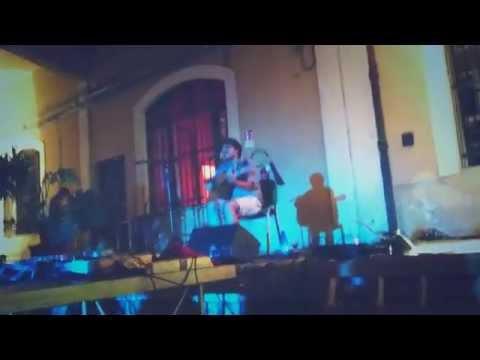 Calcutta live di @ Ex Dogana, Roma 02.09.2015