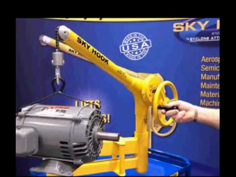 Sky Hook Clutch Brake Crane Lifter