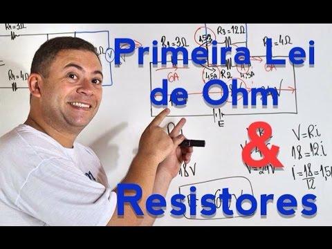 Enem - 1ª Lei de Ohm: Associação de Resistores, Corrente e Tensão Elétrica - Concursos