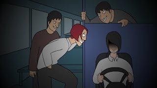 3 Disturbing Horror Stories Animated