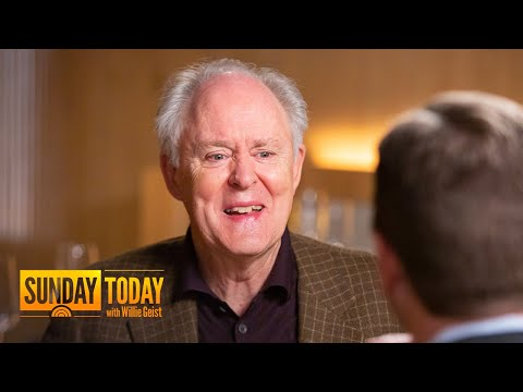 'Bombshell' Star John Lithgow On Playing Roger Ailes: He's The 'villain' In The Story | Sunday TODAY