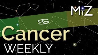 Cancer Weekly Horoscope - January 1st to 7th, 2018 - True Sidereal Astrology