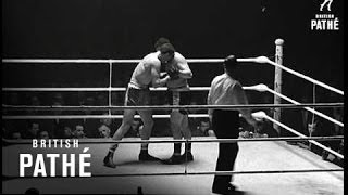 Cooper Beats Erskine (1962)