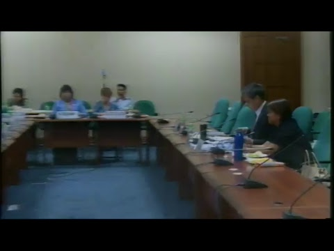 Committee on Labor, Employment and Human Resources Development (May 23, 2018)