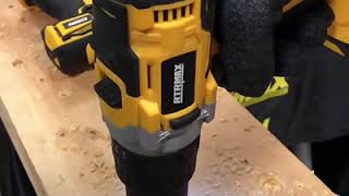 RTRMAX X LION Cordless Drill