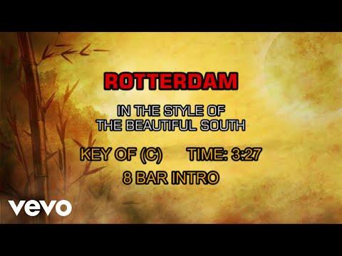 The Beautiful South - Rotterdam (Karaoke)