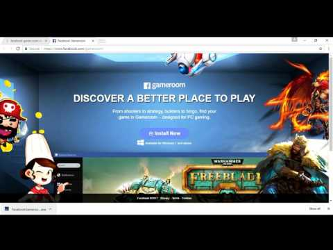 How To Download And Install Facebook Game Room