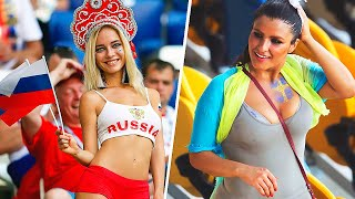 20 FUNNIEST AND MOST BEAUTIFUL FANS IN SPORTS