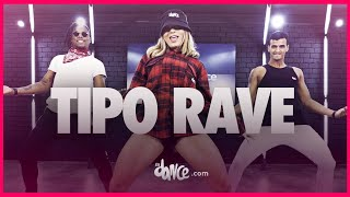 Tipo Rave - MC Pedrinho | FitDance TV (Coreografia Oficial) Dance