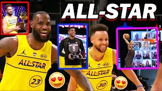 ALL STAR 2021, MATES, TRIPLES, HABILIDADES Y GIANNIS MVP!