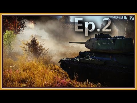War Thunder - Tournament Segments Ep.2 (With live coms)