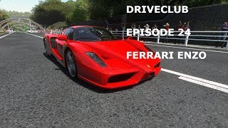 DRIVECLUB-Episode 24-(ENZO FERRARI)