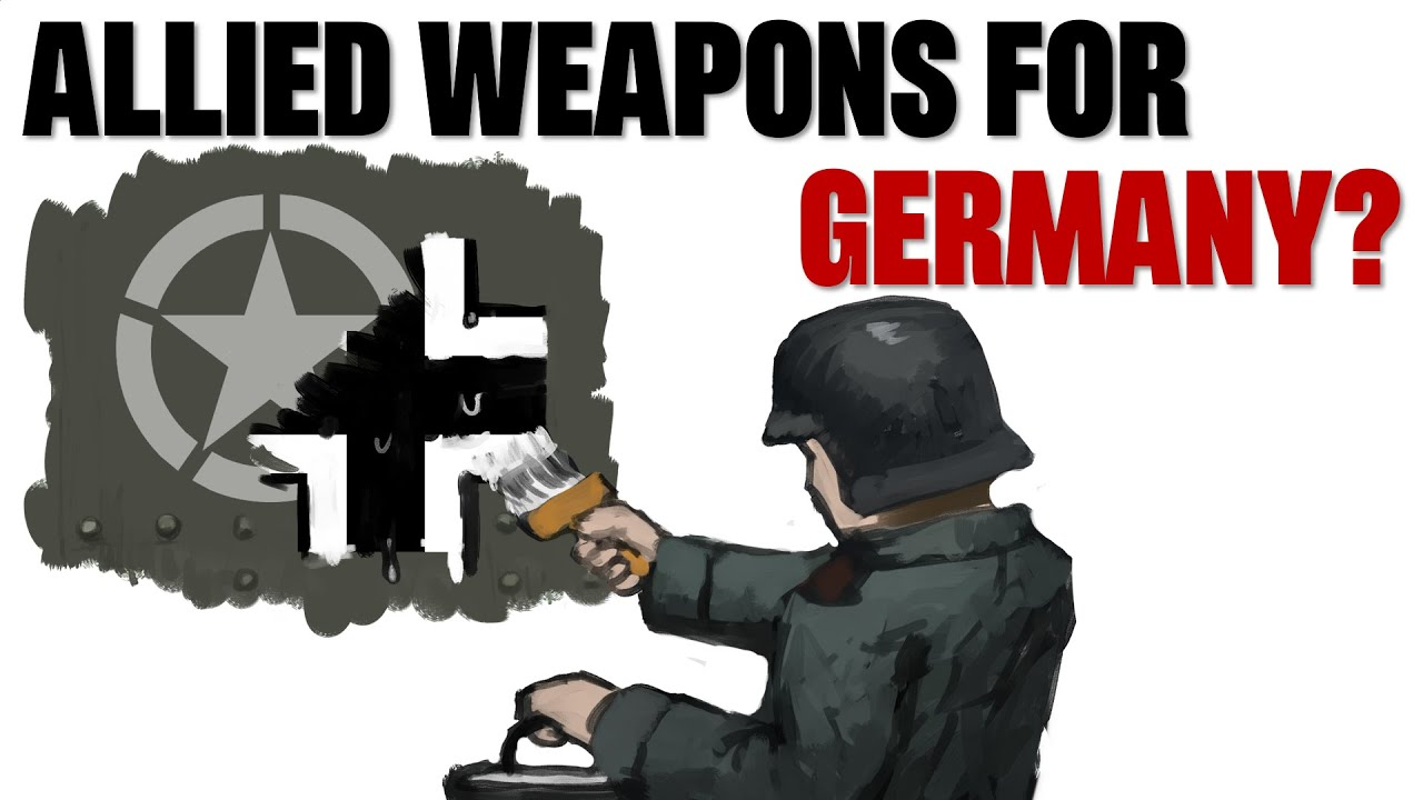 Producing Allied Weapons for Germany?
