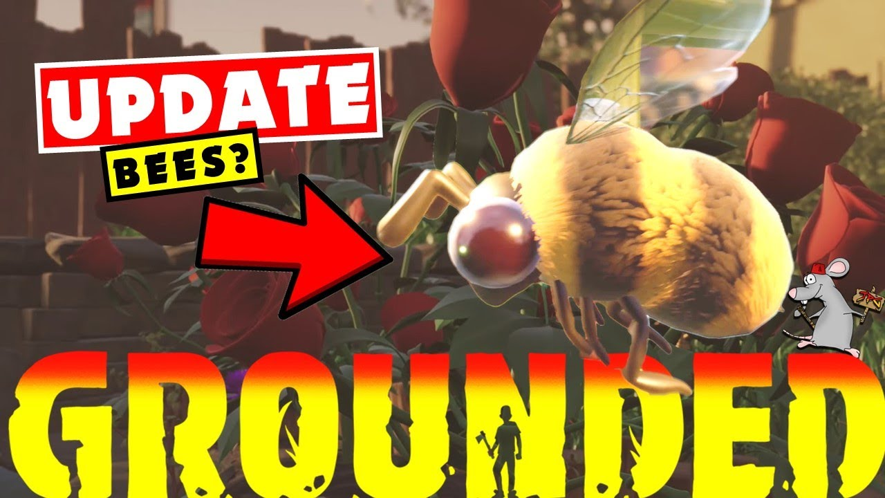 GROUNDED Update Plans! Bees Soon? Missing Science? Ant Eggs, Biome Changes Needed? Catapults/Traps?