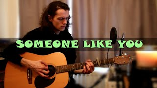 Download lagu Adele - Someone Like You Acoustic Cover