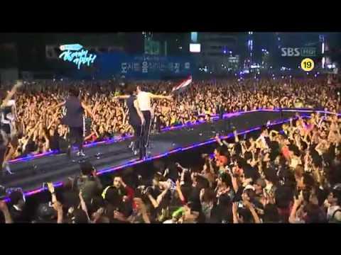 PSY   CHAMPION @ Seoul Plaza Live Concert 싸이   챔피언