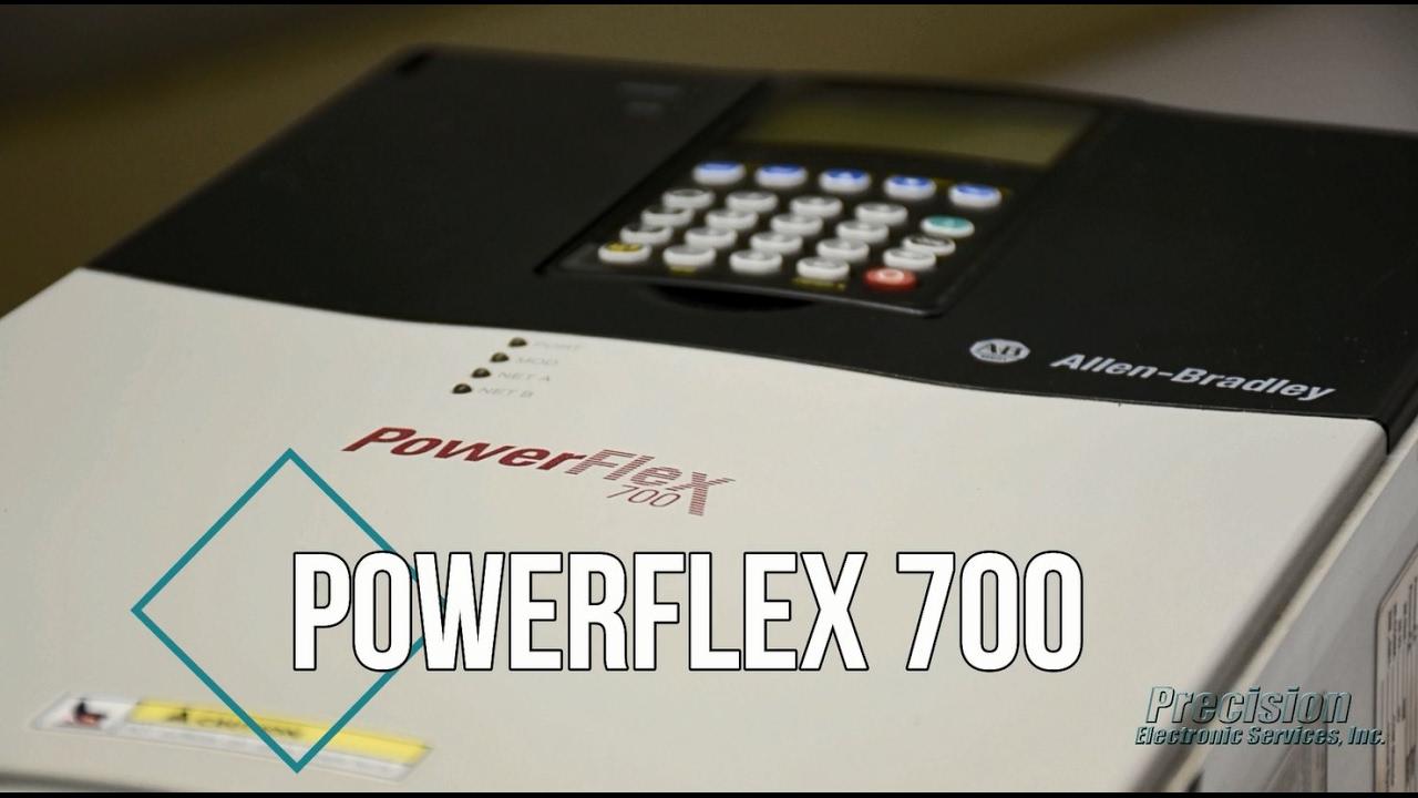 Allen Bradley PowerFlex 700 Repair