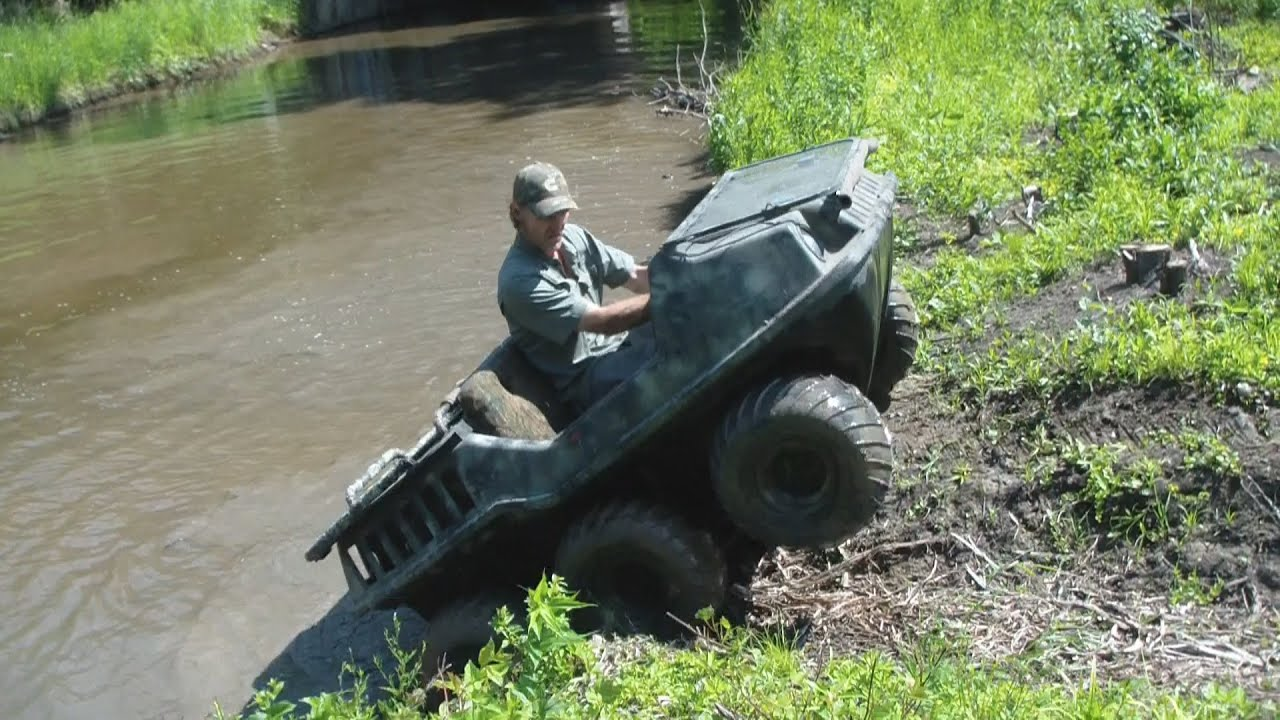 6 Wheel Amphibious.html | Autos Post