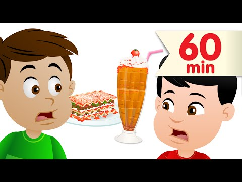 Do You Like Lasagna Milkshakes | + More Kids Songs
