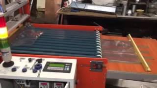 Станок для изготовления пакетов для запекания MILA tech 003(Установка MILA tech 003 предназначена для производства пакетов для запекания из биаксиально ориентированной..., 2015-09-09T18:36:03.000Z)