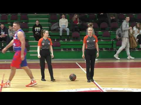 МЛБЛ Динамо vs Энергия 21 02 2021