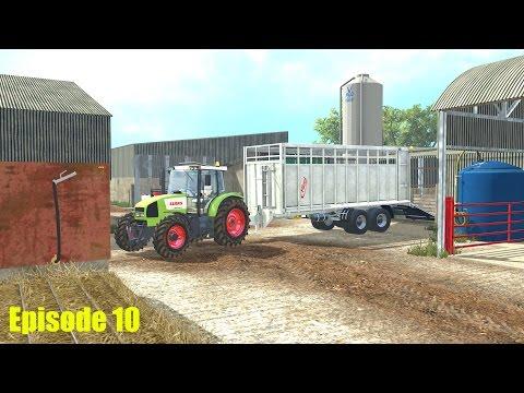 Farming Simulator 2015 Knaveswell Farm Extended EP 10