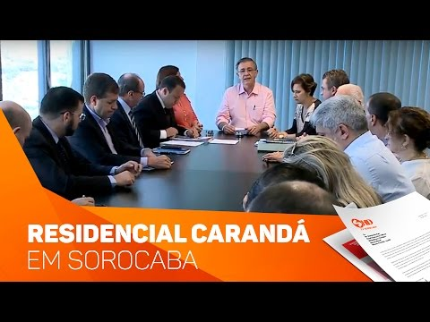 Residencial Carandá em Sorocaba - TV SOROCABA/SBT