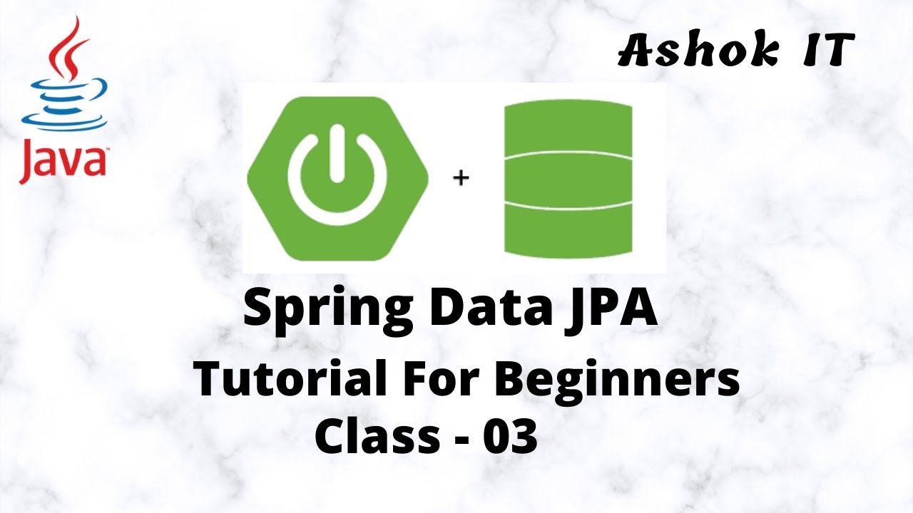 Spring Boot with Spring Data JPA