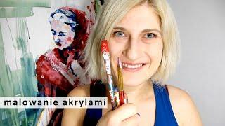 To warto wiedzieć o farbach akrylowych | Jak malować akrylami?