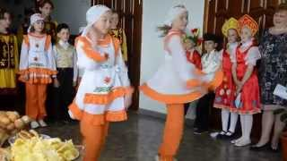 Татарский танец(