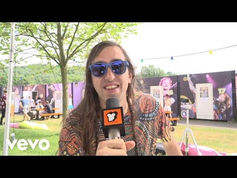 Crystal Fighters - Music Is A Way Of Escapism Part 1 Pinkpop 2017