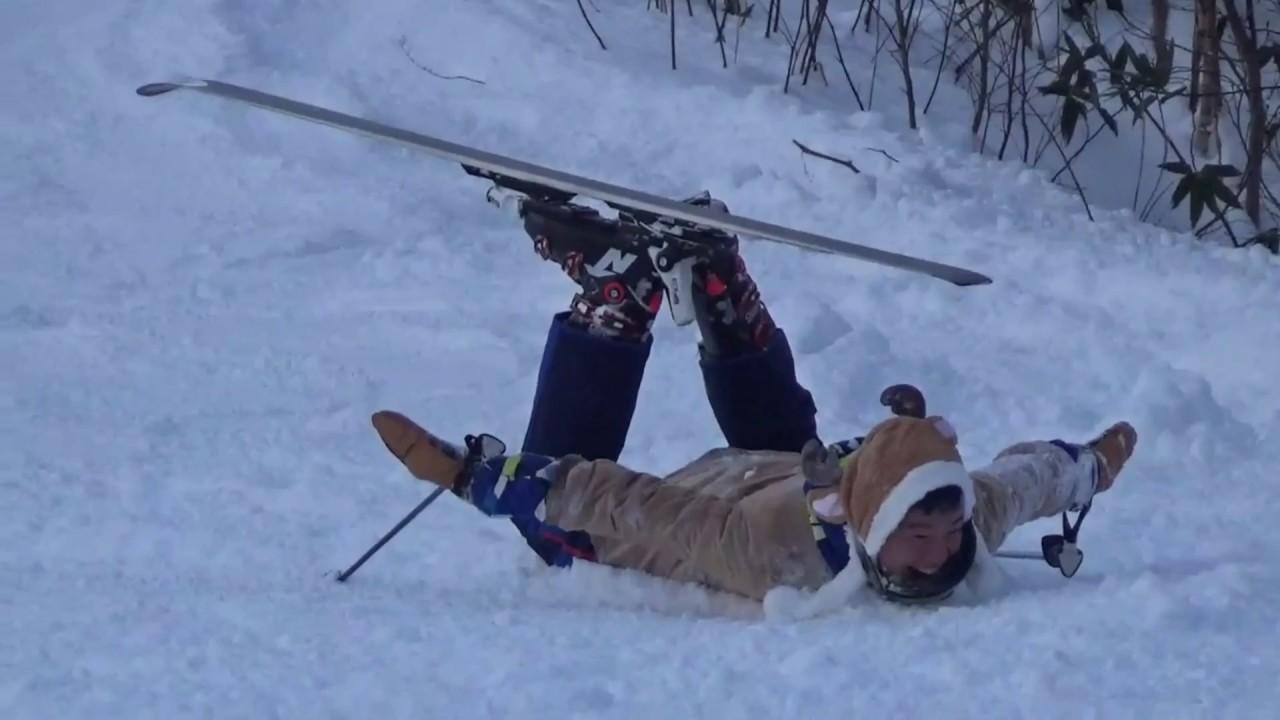 北海道大学基礎スキー部 2020 NG PV