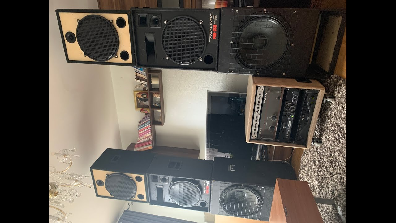 2000 watts RMS amps   2500 watts RMS speakers  🔈👍