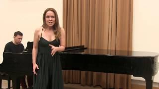 "Emily Edmonds - ""È amore un ladroncello"" Dorabella, 'Cosi fan tutte' (Mozart)"
