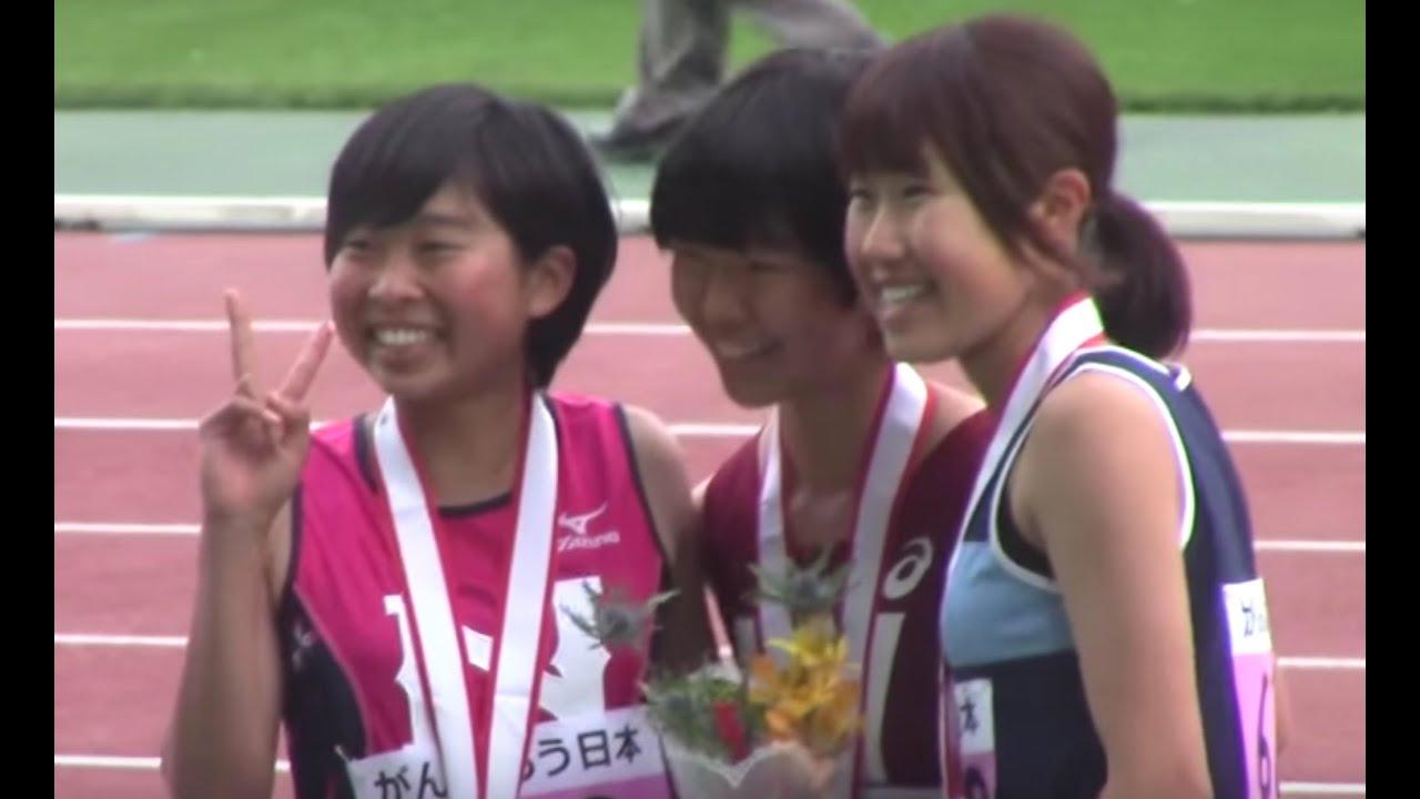 2016関東インカレ陸上 女子10000...