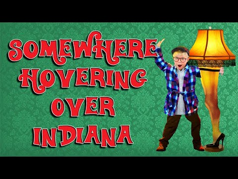 Somewhere Hovering Over Indiana karaoke instrumental