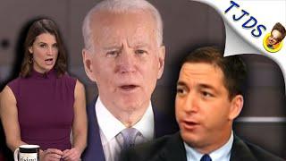 "Progressives Threaten To ""DemExit"" Over Biden"