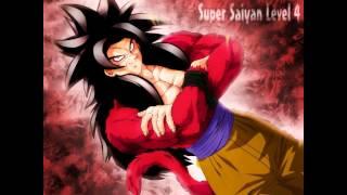 Goku Super Saiyan 1,2,3,4,5,6,7,8,9