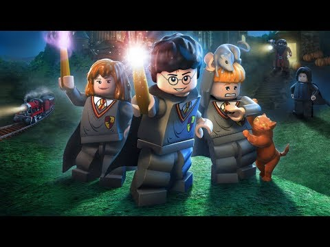 Lego Harry Potter Years 1 4 Live Stream Part 1 Xbox One X Youtube