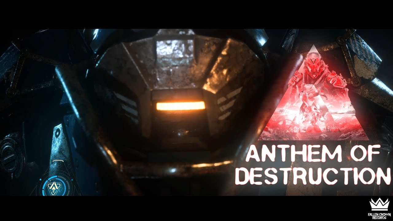A Tear Through Reality - Anthem Of Destruction (ANTHEM SONG OFFICIAL LYRIC VIDEO) #1