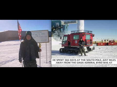 Stationed at the South Pole for 366 Days, His Experience Will Shock You, Eric Hecker