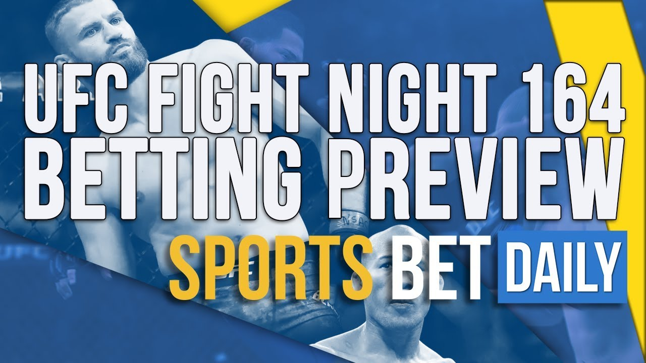 Ufc 164 betting tips sport betting hedging