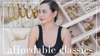 My Entire Jewelry Collection + Where I Got Them! ✨ | Micah Louisse
