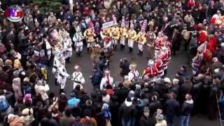 Parada obiceiurilor de iarnă Suceava 2013