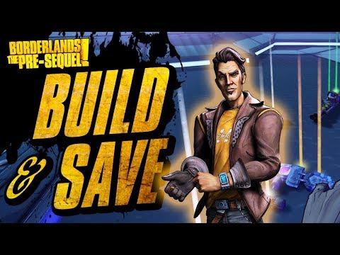 Ultimate Handsome Jack - Doppelganger Build & Game Save [Borderlands - TPS]