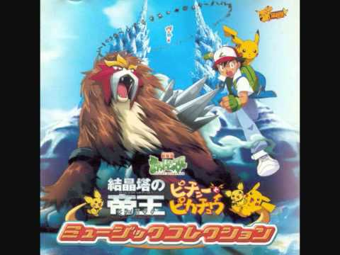 Pokémon Movie03 Japanese Song - OK! 2000