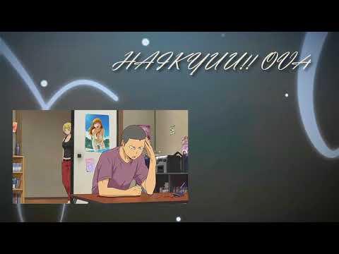 ハイキュー!! OVA ep -2 haikyuu ova