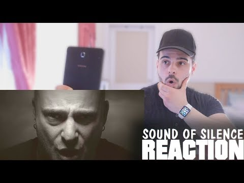 First Time Listening Disturbed The Sound Of Silence Official Music Video Reaction Youtube