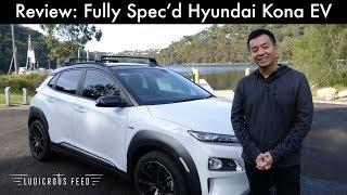 Review: Fully Spec'd Hyundai Kona Ev (highlander)
