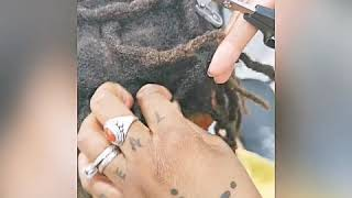 HOW TO separate locs COMMENT séparer les locks ______________ #locks #tuto #howto #formation